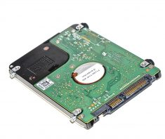 "MacBook Pro 17"" Festplatte 2,5"" SATA Western Digital 750GB WD7500BPVT Model A1212-7423"