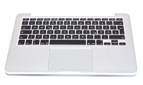 "Original Apple Topcase mit Akku & Tastatur Deutsch & Trackpad MacBook Pro 13"" Retina Late 2012 / Early 2013 Model A1425 -0"
