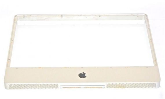 "Original Apple Front Bezel iMac 24"" A1225 Early 2009 -0"