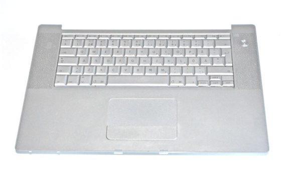 "Original Apple Topcase & Tastatur Englisch & Trackpad MacBook Pro 15"" A1150 -0"