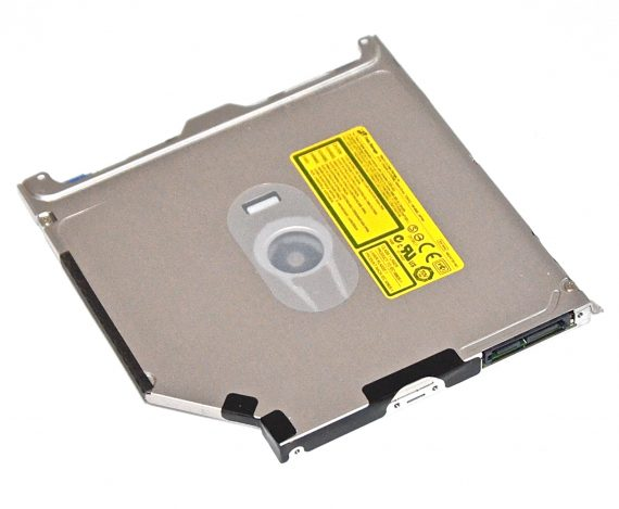 "Original Apple SuperDrive / Laufwerk GS23N 678-0598B MacBook Pro 13"" A1278 ( Mid 2009 / Mid 2010 ) -7847"
