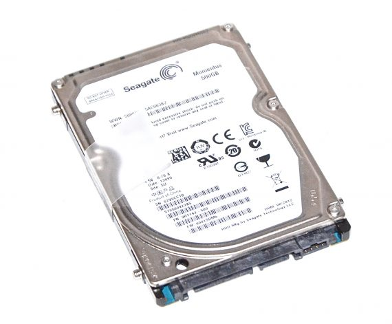 "Original Apple Festplatte 2,5"" SATA Seagate 500GB ST9500423AS MacBook Pro 13"" A1278 ( Mid 2009 / Mid 2010 ) -0"