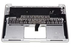 "Original Apple Topcase & Tastatur Deutsch MacBook Air 13"" A1369 Mid 2011 661-5735, 661-6059-7880"