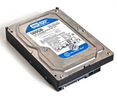 "Original Apple Festplatte Western Digital 500GB WD5000AAKS-00UU3A0 iMac 21.5"" A1311 Mid 2011 -0"