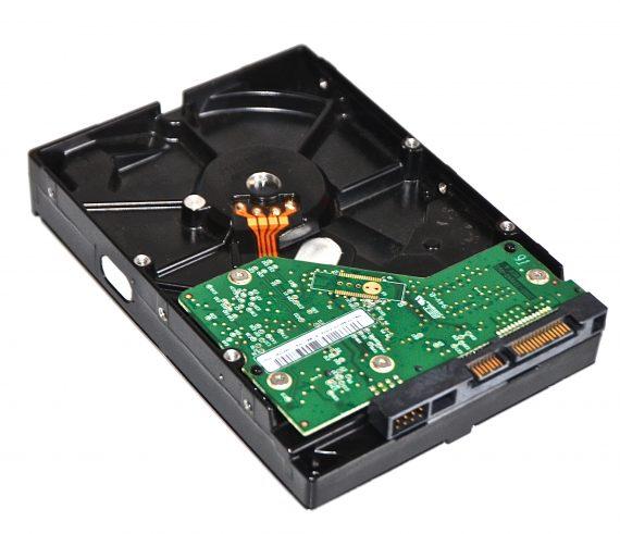 "Original Apple Festplatte Western Digital 500GB WD5000AAKS-00UU3A0 iMac 21.5"" A1311 Mid 2011 -7909"
