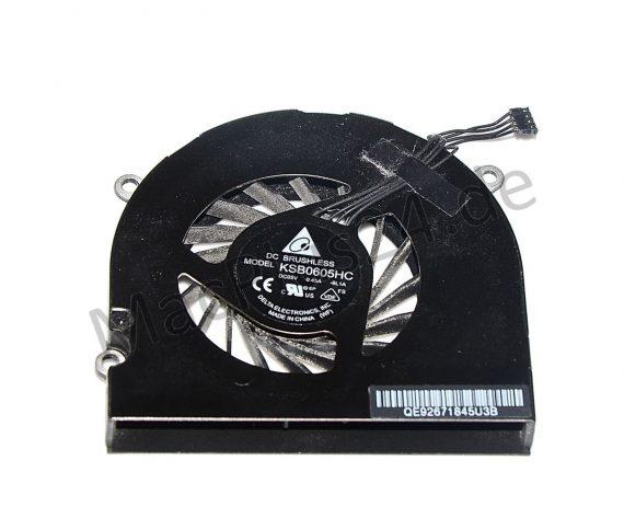 """MacBook Pro 17"""" Fan / Lüfter KSB0605HC Model A1297 Early / Mid 2009-0"""