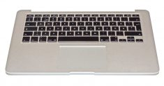 "Original Apple Topcase Tastatur Englisch Trackpad MacBook Air 13"" A1369 Mid 2011 -0"