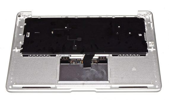 "Original Apple Topcase Tastatur Deutsch Trackpad MacBook Air 13"" Early 2015 Model A1466 -7994"