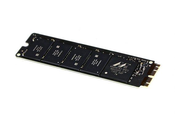 "Festplatte SAMSUNG 128GB SSD SD6PQ4M-128G-1021 655-1837C MacBook Air 13"" Model A1466 Early 2015-7997"